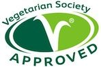 Fitness Coffee approved by Vegetarian Society